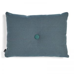 Hay Pude Dot Cushion Racing Green
